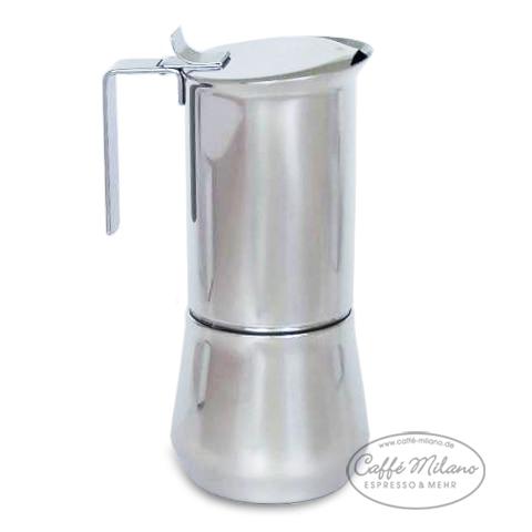 Die Melitta Caffeo Solo ist der perfekte Vollautomat für Nutzer, die keinen Milchschaum brauchen und nicht mehr als 2 Personen im Haushalt haben.
