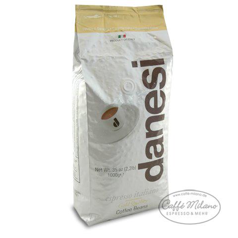 Danesi Espresso Kaffee ORO, 1000g, ganze Bohne