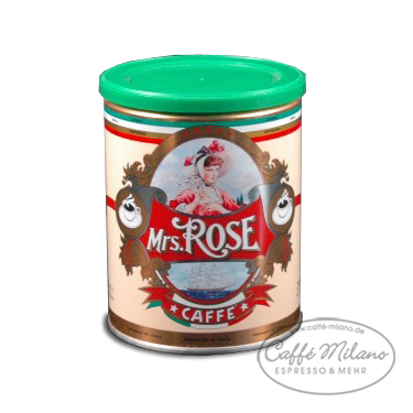 Mrs. Rose Espresso, 250g ganze Bohne