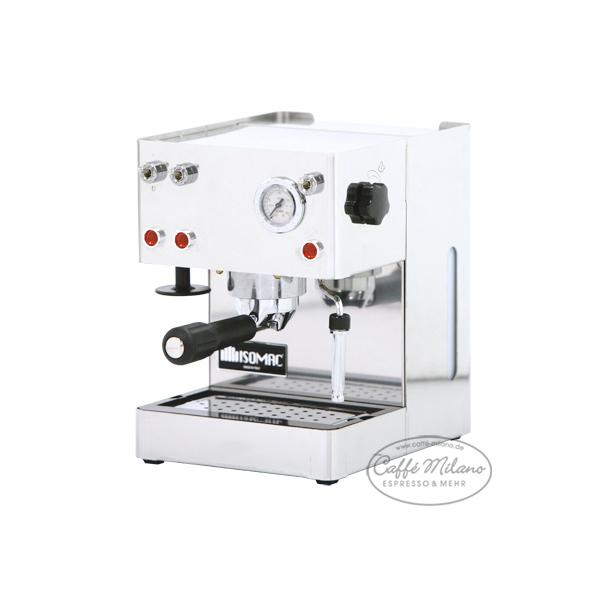 Isomac New Giada, Espressomaschine, Edelstahl inox