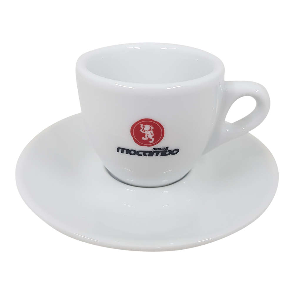 Caffe Milano Piccolo Dolce Espressotasse mit Unterteller