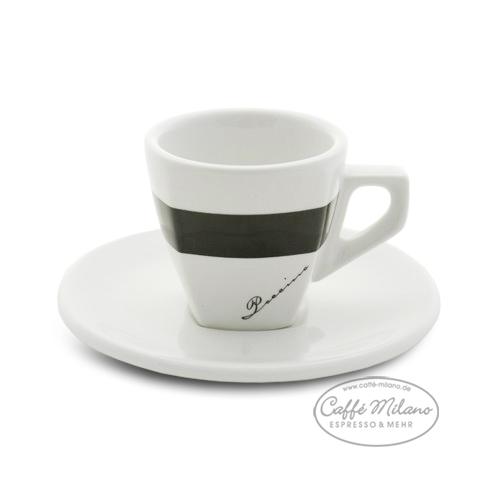 Poccino Espresso Tasse mit Unterteller