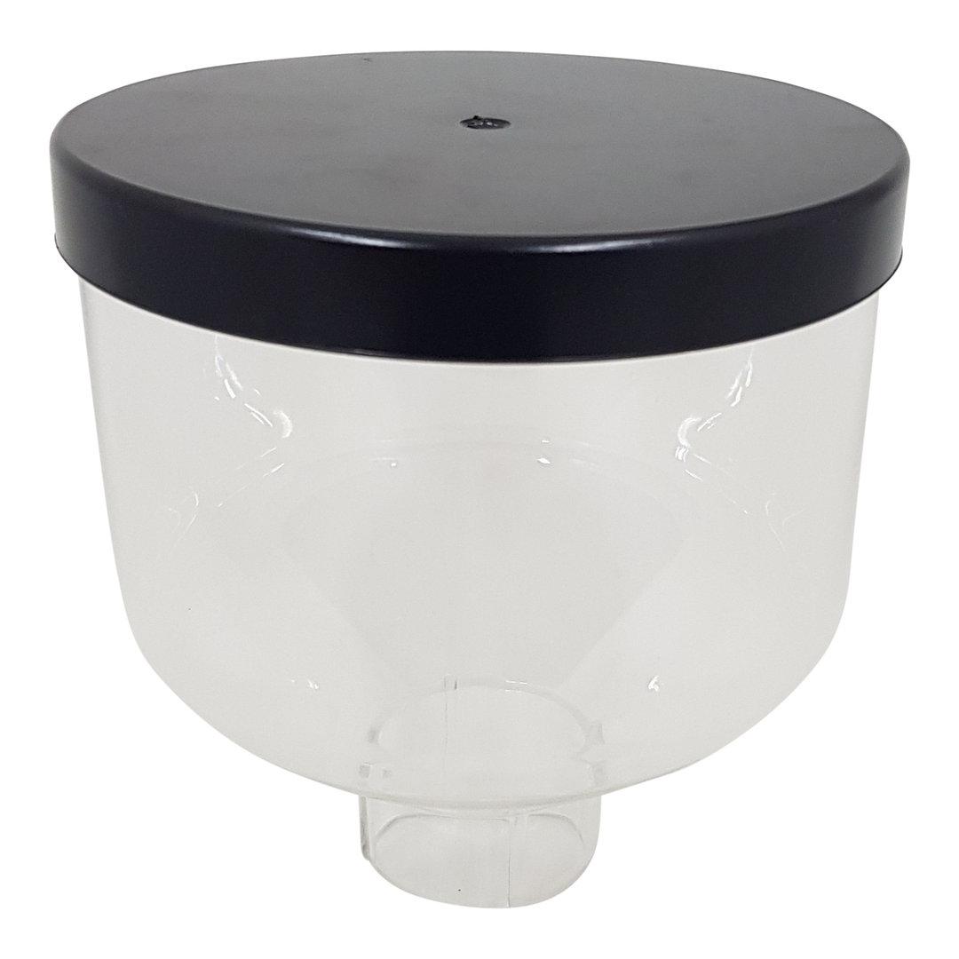 Demoka Bohnenbehälter mit Deckel