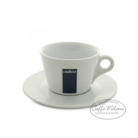 Lavazza Caffe Latte Tasse Collection BLUE