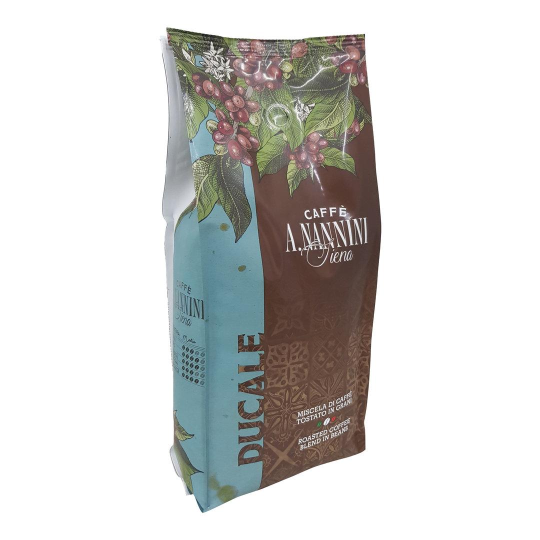 A. Nannini Nannini Ducale Espresso, ganze Bohne