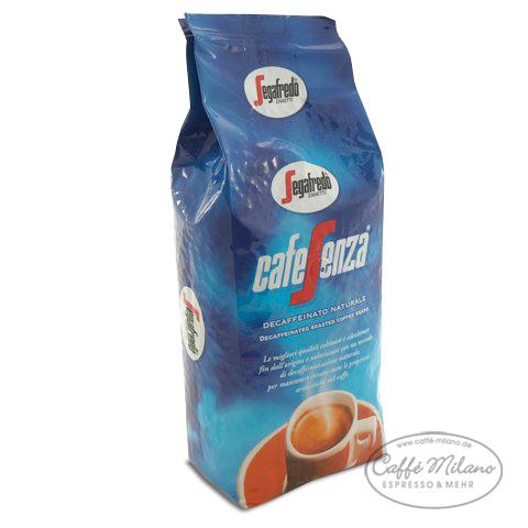 Segafredo Senza Espresso, entcoffeiniert, 1000g
