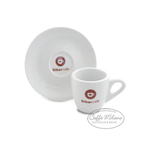 Dibar Kaffee Espresso Tasse