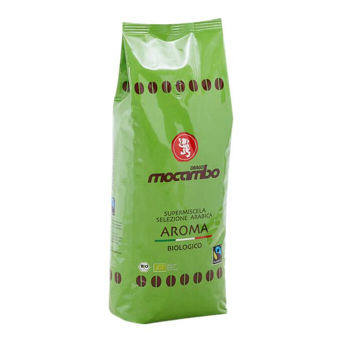 Mocambo Aroma Biologico Kaffee, 250g, Bohne