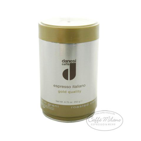 Danesi ORO Espresso Kaffee, 250g, ganze Bohne