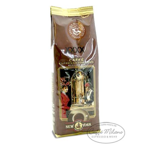 New York XXXX Espresso, 250g gemahlen