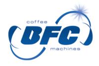 Brühkopfdichtungssatz für die BFC Levetta Caffe Milano Perfetta