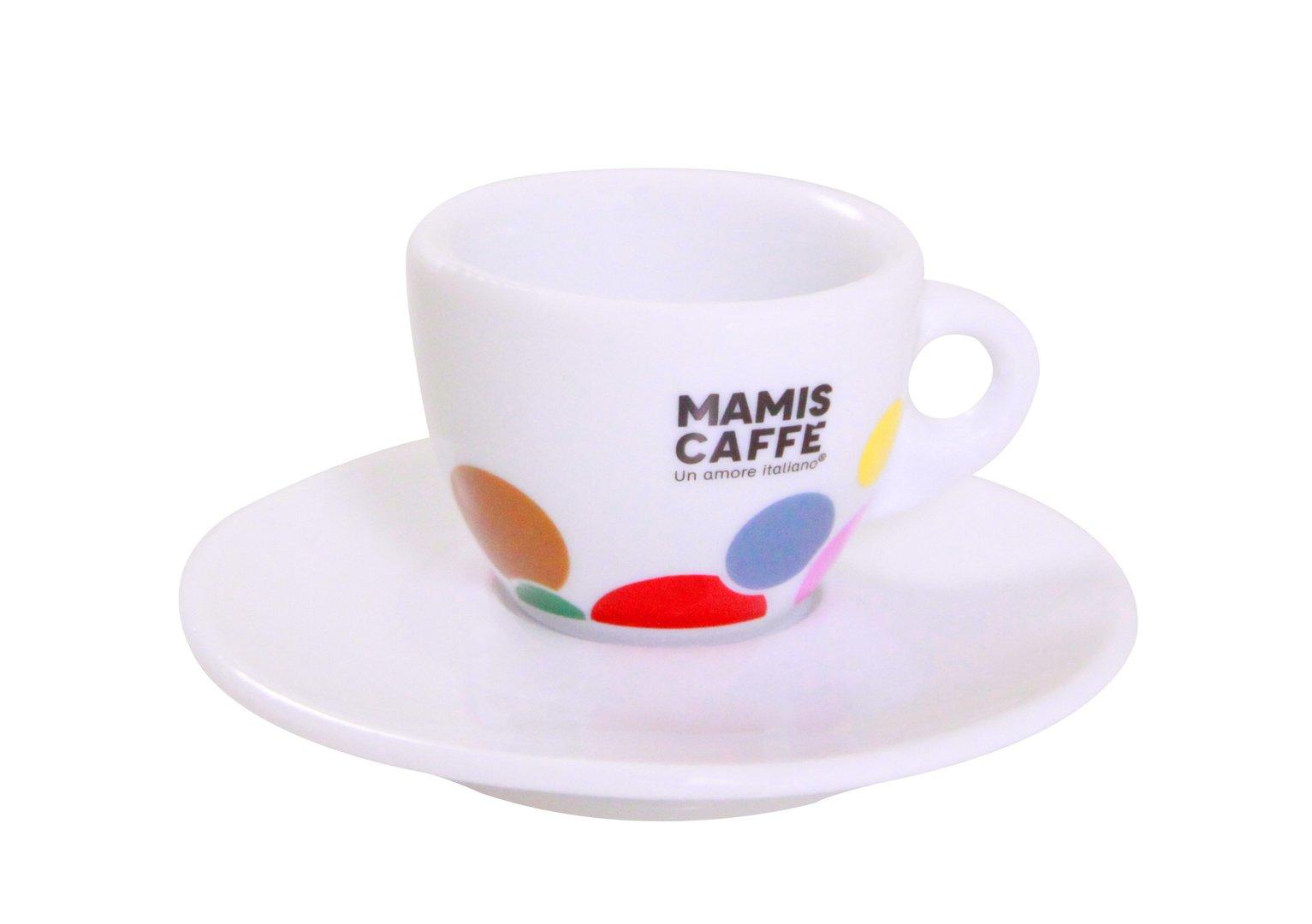 Mamis Caffe Espresso Tasse New