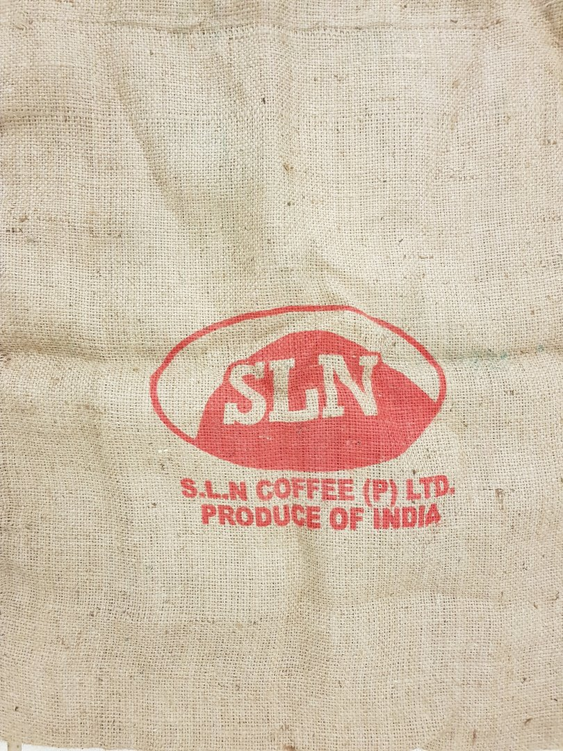 Kaffeesack - Jutesack - SLN