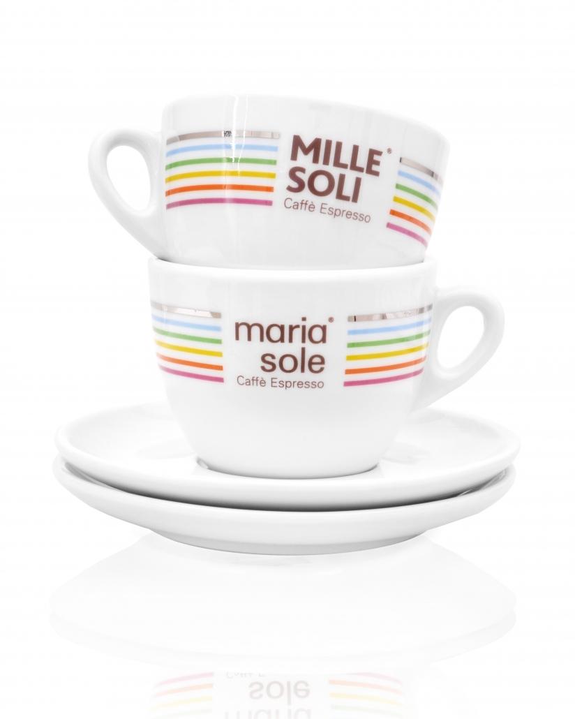 MariaSole Mille Soli MariaSole MilleSoli Cappuccinotasse