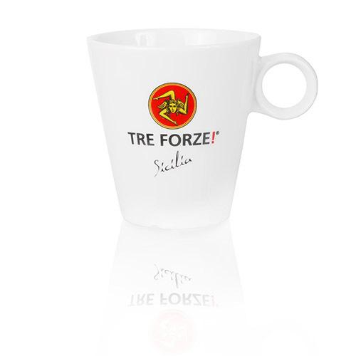 Tre Forze! Mug Kaffee Becher