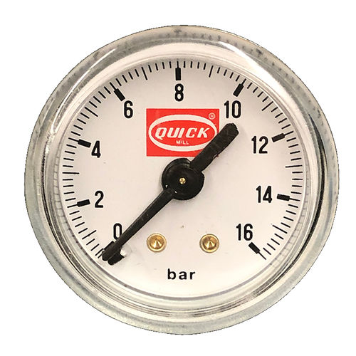 Quick Mill Pumpenmanometer