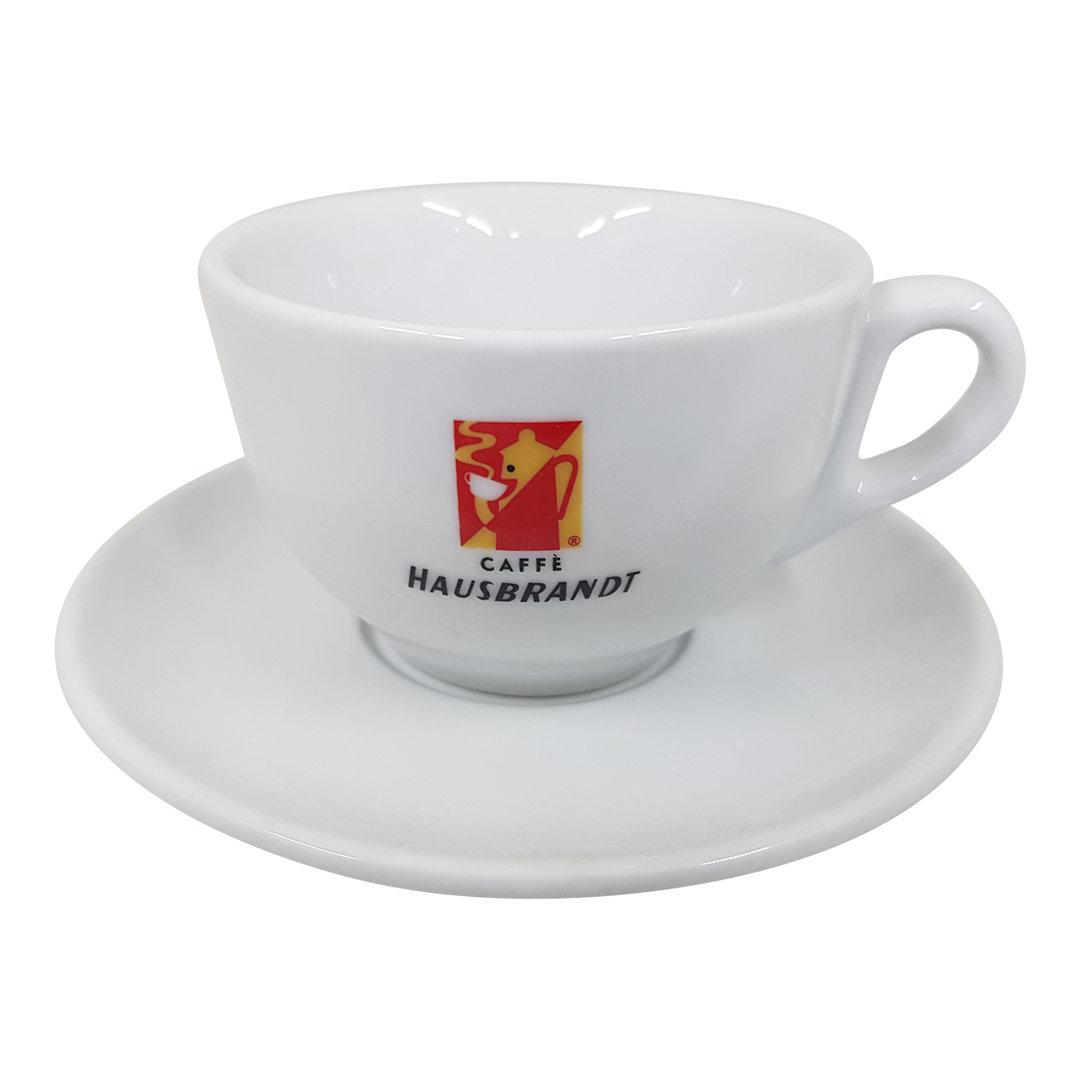 Hausbrandt Milchkaffee - Caffe Latte Tasse