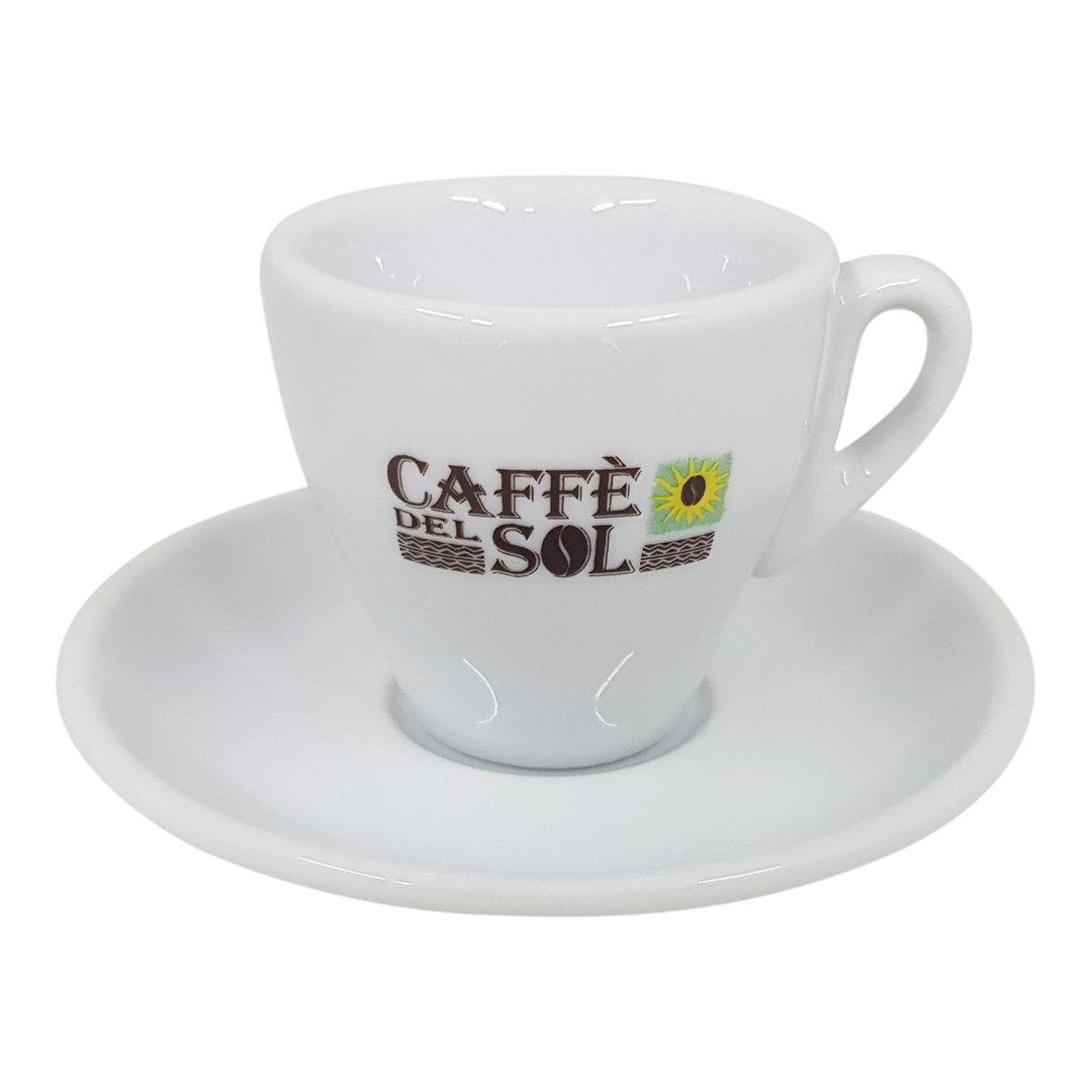 Caffe Gima Gima Caffe del Sol Espressotasse